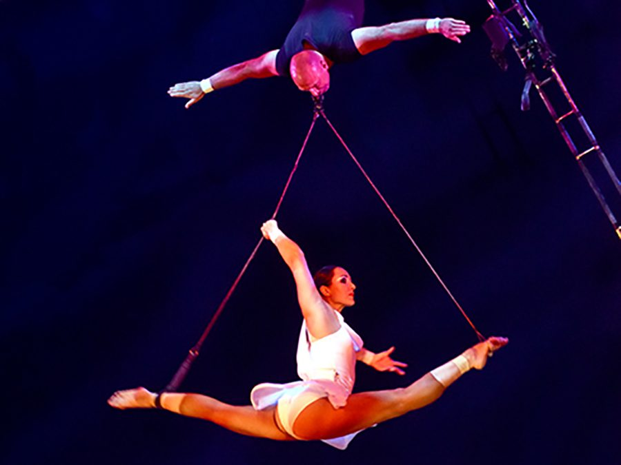 Sarasota Circus Soars – and Sings