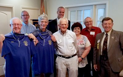 SCC Rotary Welcomes New Members