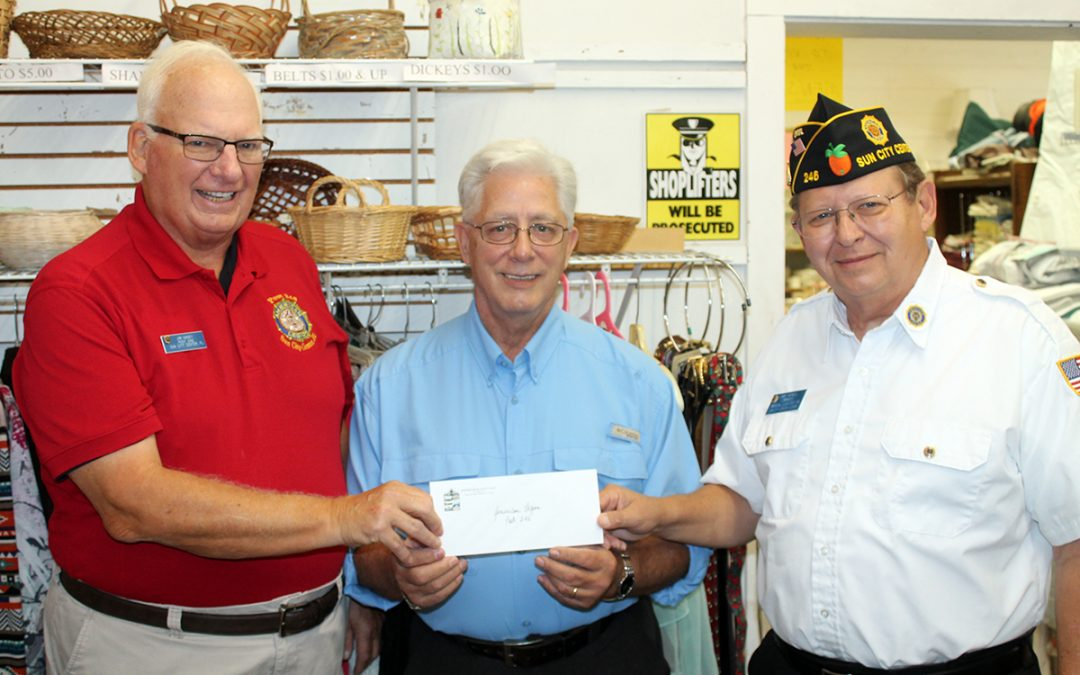 Interfaith Council Supports American Legion Youth