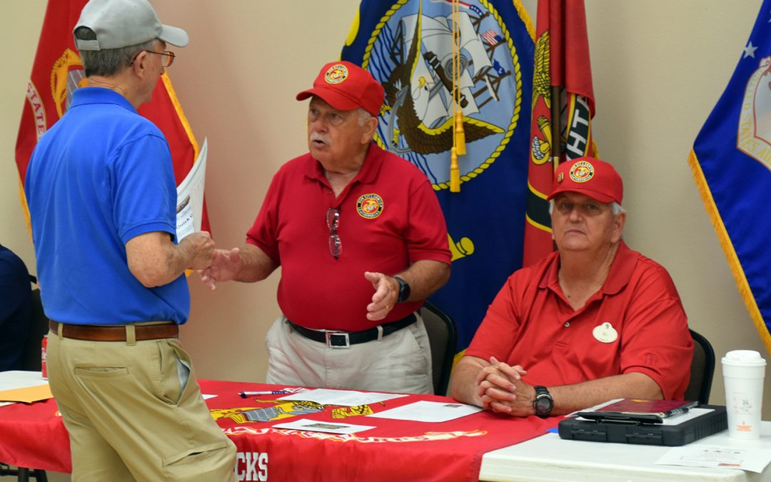 Veterans Fair Draws Tremendous Response