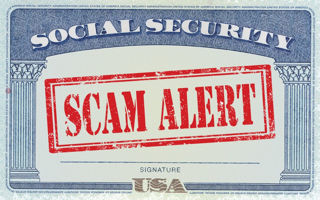 Social Security Phone Scams Increase
