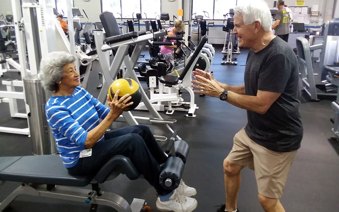 Free Fitness Training for SCC CA Residents