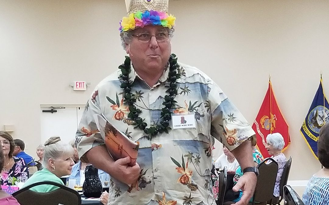 Lethal Luau Murder Mystery a Great Success