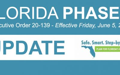 Florida Re-Opens: Phase 2