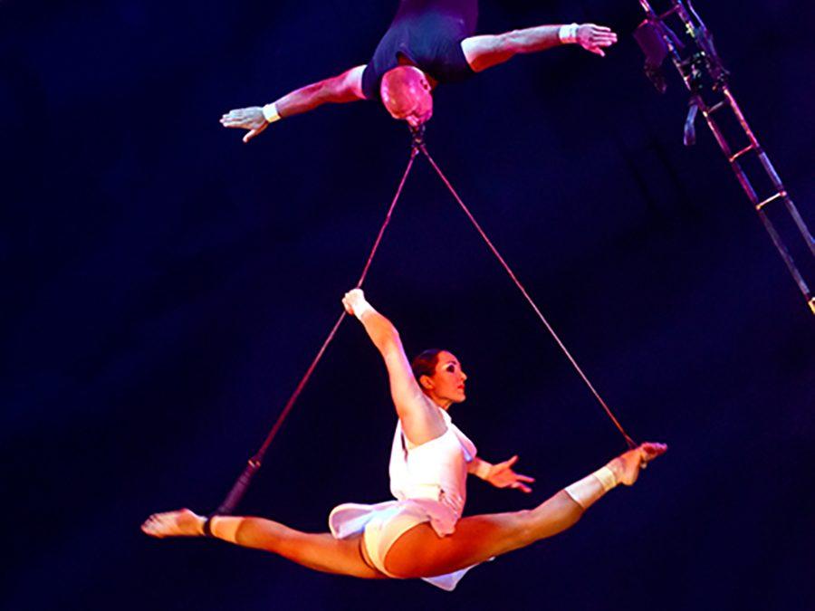 Sarasota Circus Soars – and Sings