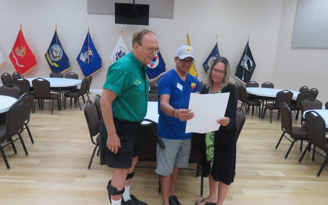 Veterans and Spouse Information Fair April 2