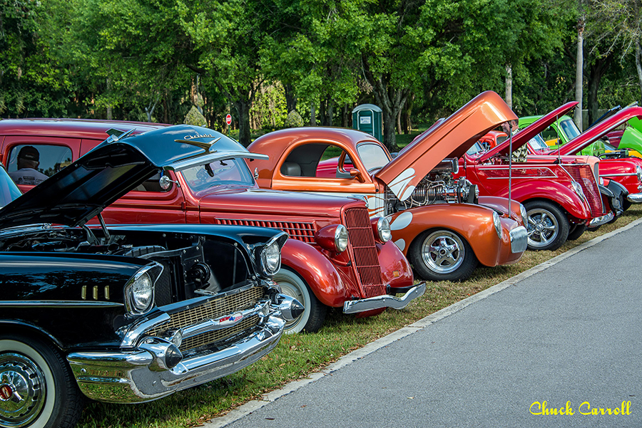 Rotary Classic Car Show to Benefit Caregivers