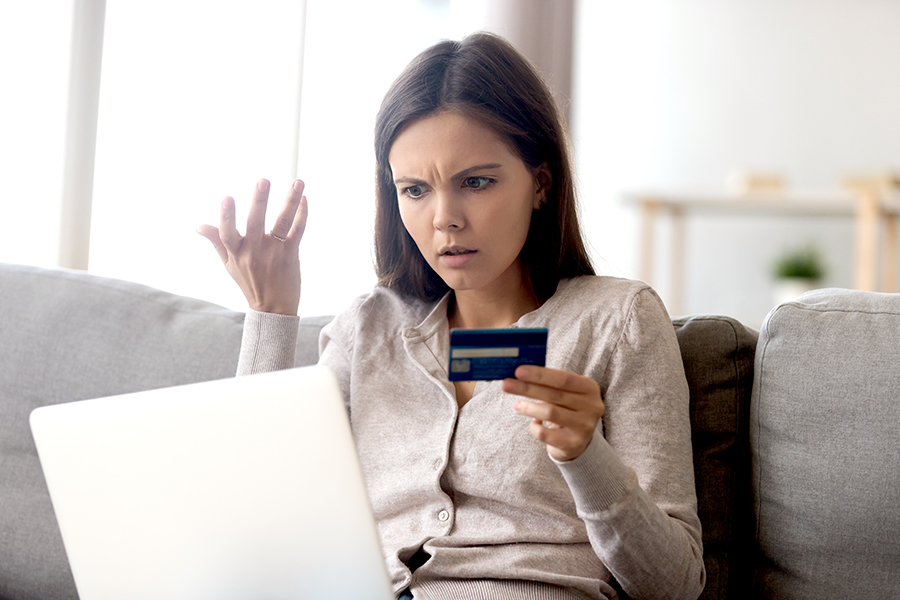 The Newest Credit Card Scam