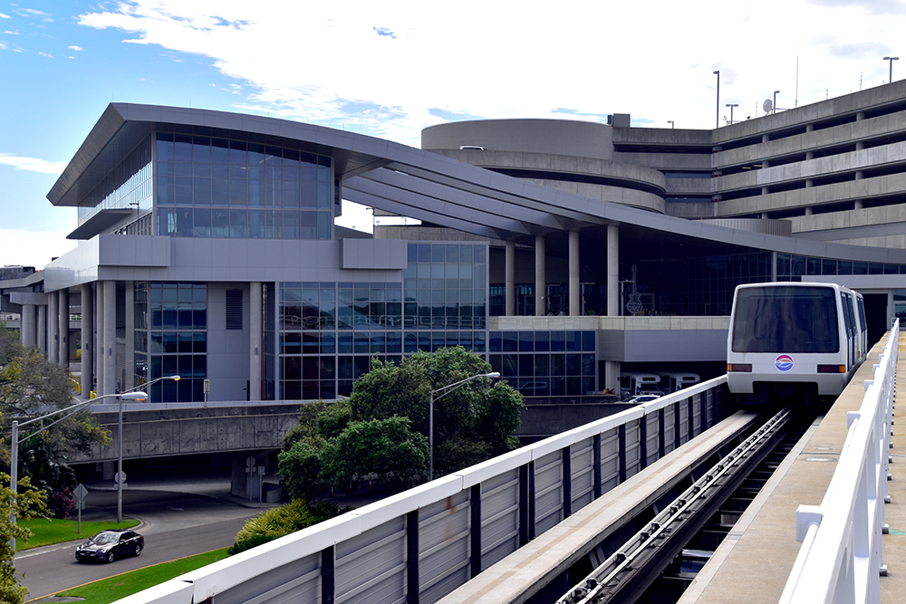 Tampa Airport's Phase 1 Completed