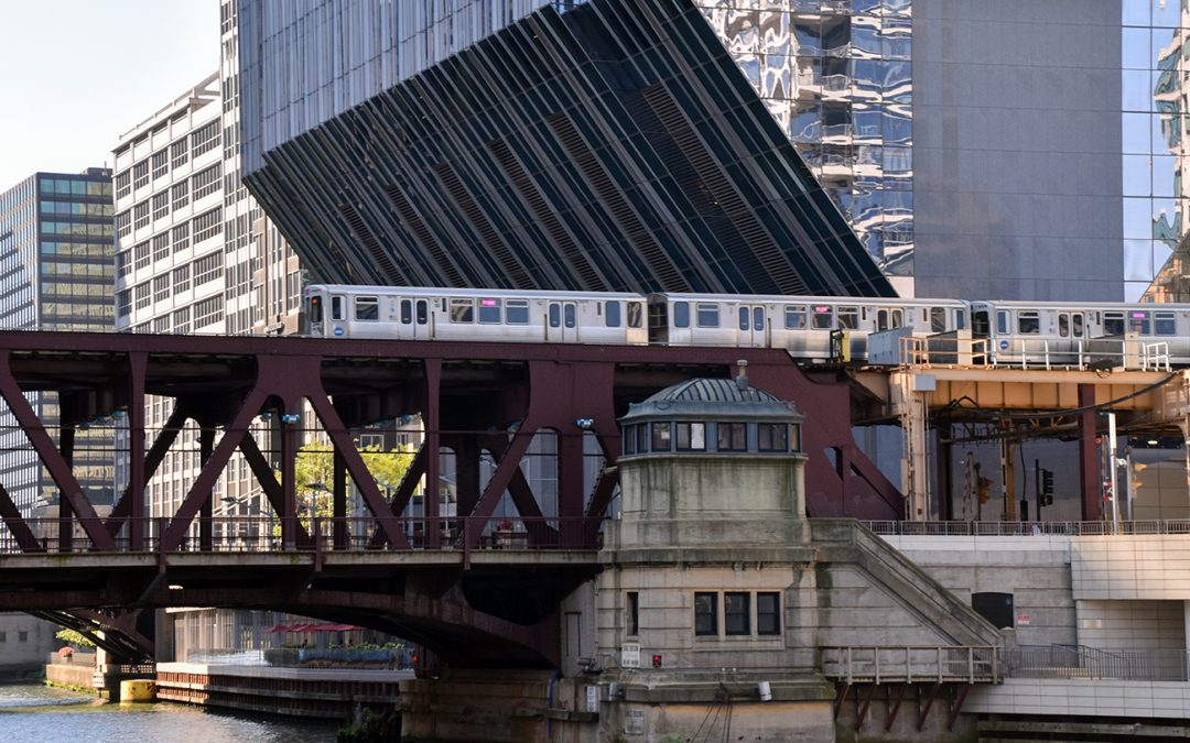 Floating by Fabulous Chicago Buildings