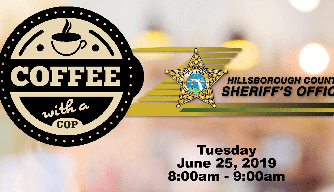 Coffee with a Cop June 25