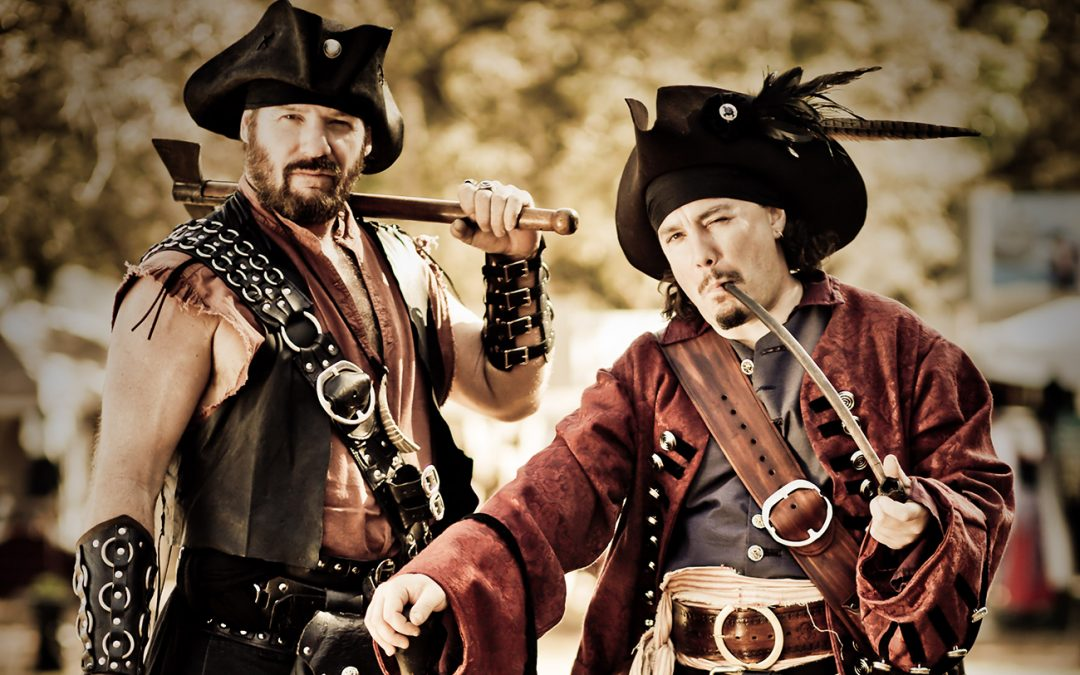 Set Sail with Your Pups to The Bay Area Renaissance Festival