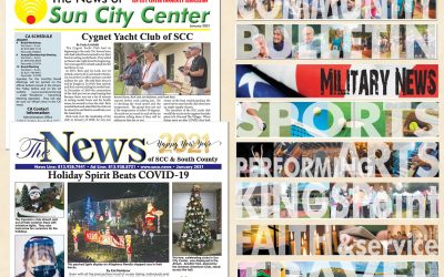 The January 2021 NEWS is HOT off the PRESS!