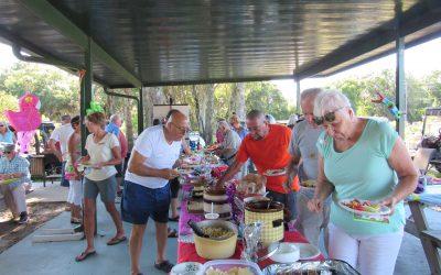 Kings Point Garden Club Celebrates Cinco de Mayo