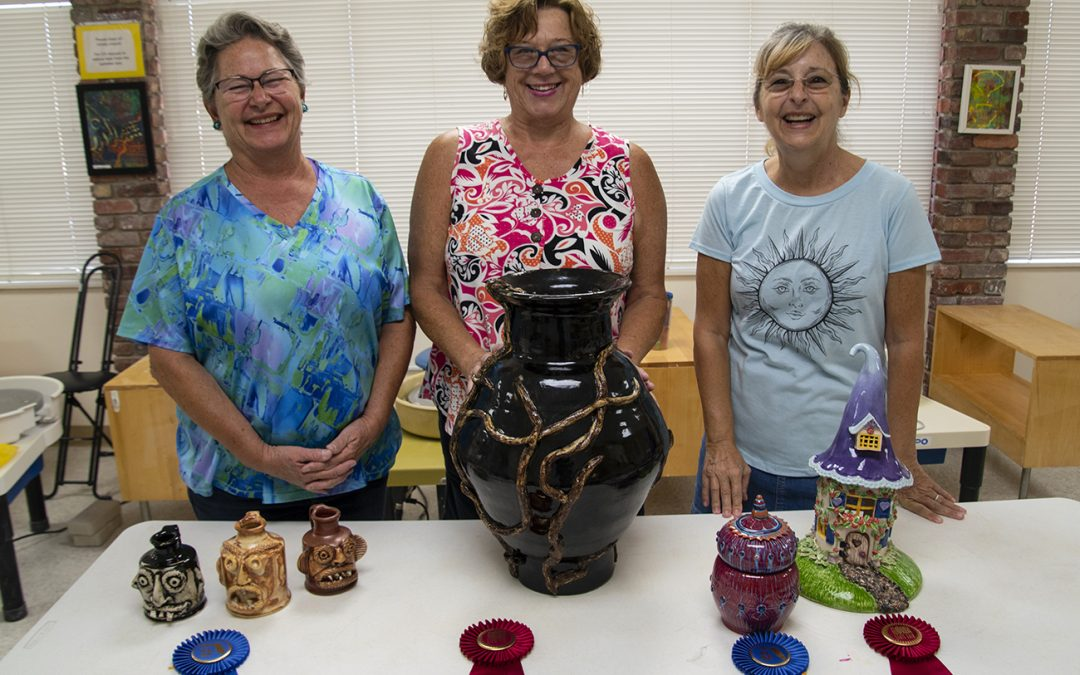 Pottery Club Wins Again at State Fair