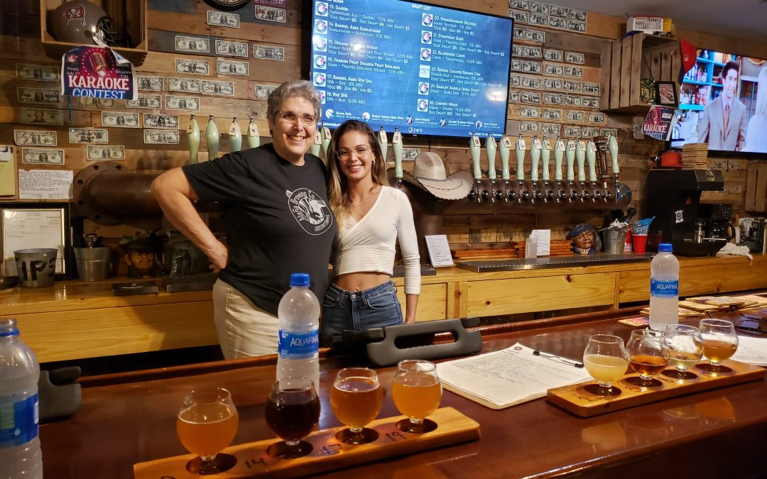 Alafia Brewing Company and the Queen of Beer