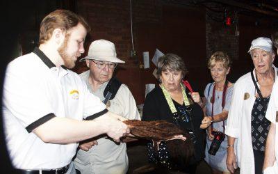 Touring Ybor City's Last Cigar Factory